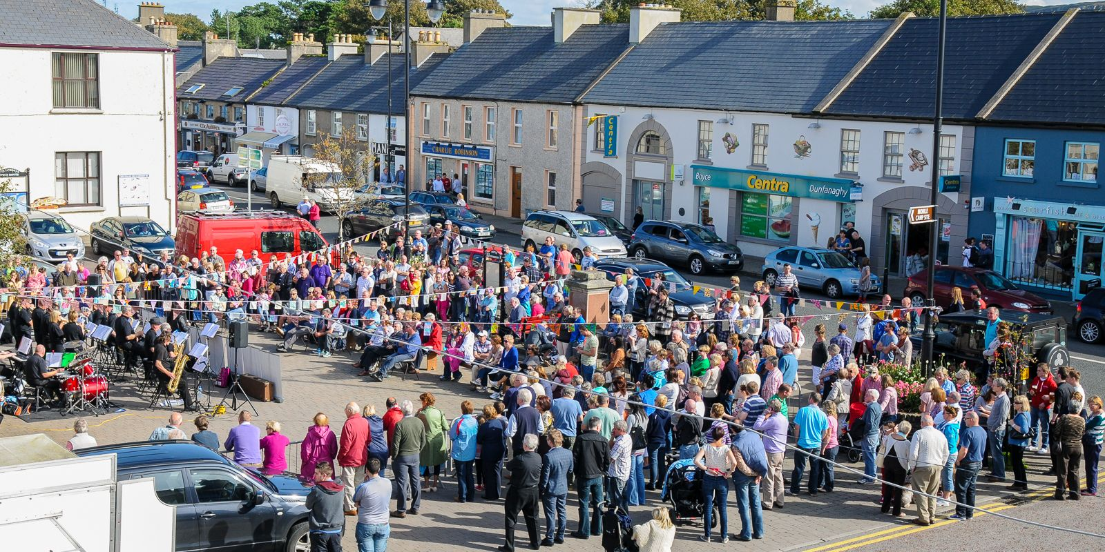 Events close to Rosapenna